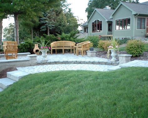 Landscape Architect Traverse City Mi Design Build Landscaping Lawn Service Traverse