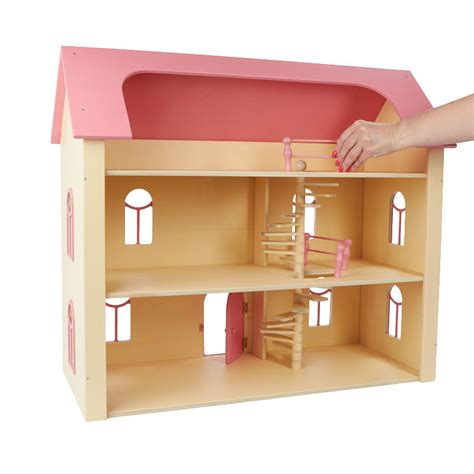 doll house pink pink wooden doll house 28 images large children s wooden dollhouse fits doll house