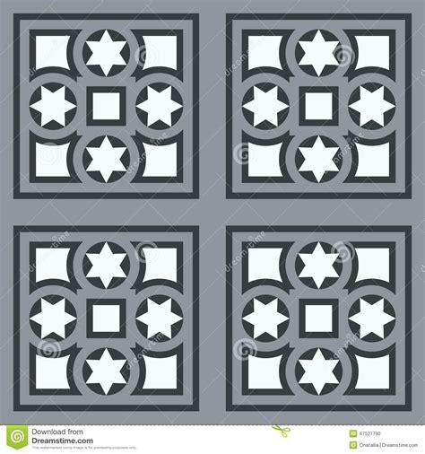 17172 Black White Grid L Xl Blue Xl Sale Dress vintage ornamental tile set square with border in blue