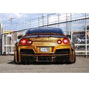 Kuhl Racing Bringing Engraved Golf Nissan GT R To 2016
