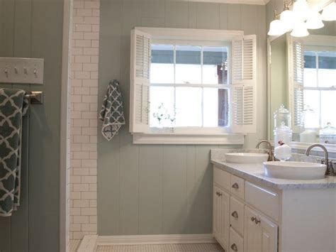 Fixer Upper Hgtv Bathrooms   Home Design Ideas