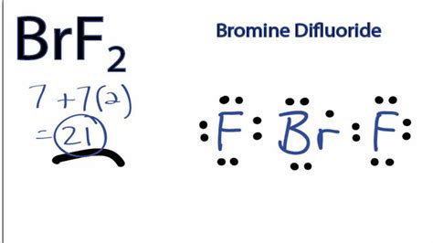 lewis dot diagram for bromine brf2 lewis structure how to draw the lewis structure for