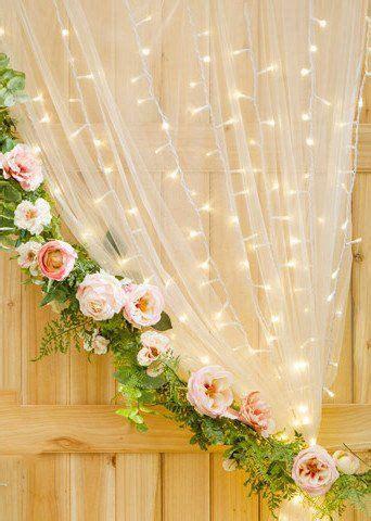 diy headboard 5473 best 25 curtain lights ideas on room