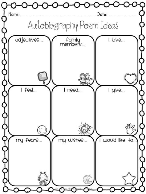 simple biography graphic organizer freebie graphic organizer to go along with the quot all about