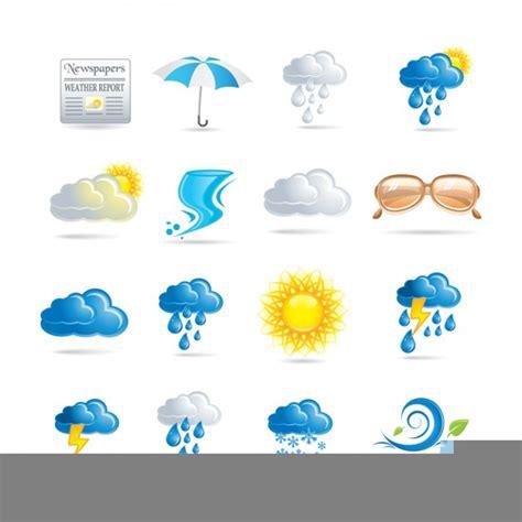 clipart vettoriali gratis clipart simboli meteo vector clipart vettoriali gratis