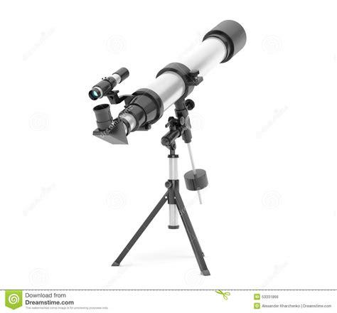 Tripod Background silver telescope on tripod stock photo image 53331866