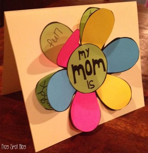 mothers day cards to make ks2 s day craft ideas for preschoolers homesthetics