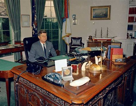 kennedy oval office john f kennedy oval office
