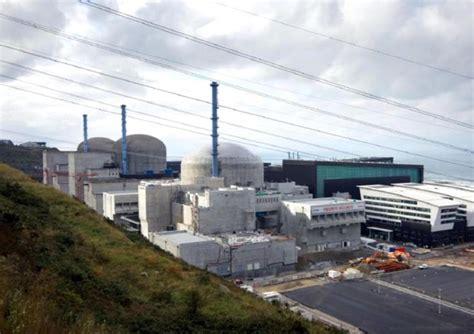 centrale francese esplosione nella centrale nucleare francese di flamanville