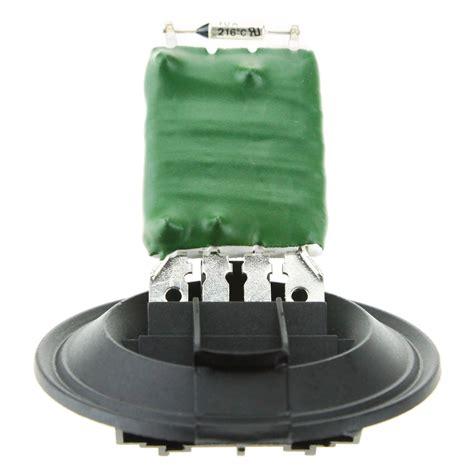 heater resistor vw polo heater blower resistor for audi a2 vw polo seat ibiza skoda 6q0959263 g130 ebay