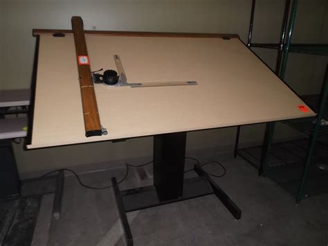 Drafting Table Dimensions Electric Drafting Table