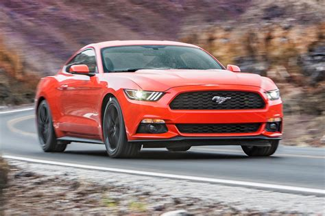 2016 ford mustang ecoboost test review