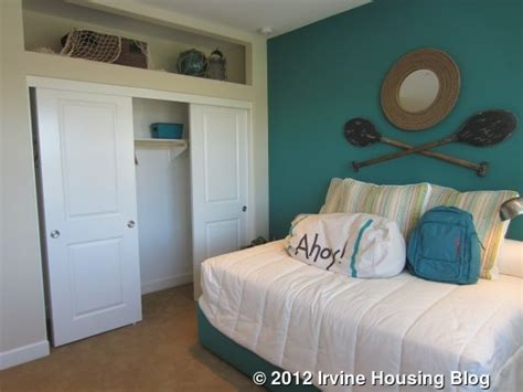Above Closet Storage by A Review Of The Mendocino Tract At Stonegate Irvine
