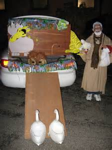 simply more bible costumes trunk or treat ideas