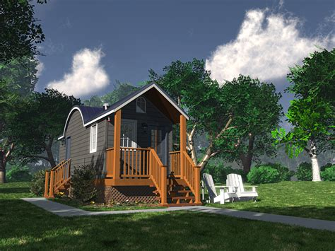 wildflower ii tiny green cabins