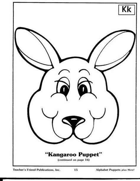 kangaroo puppet 2 2 teatro pinterest