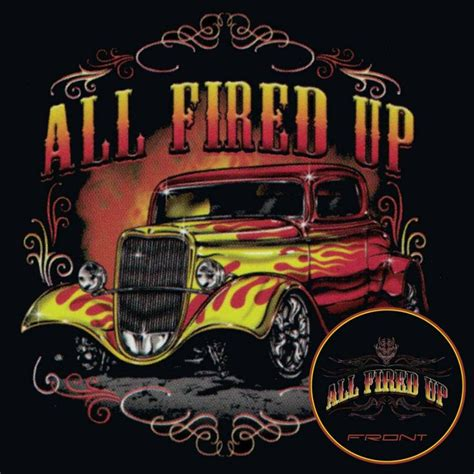 all fired up all fired up