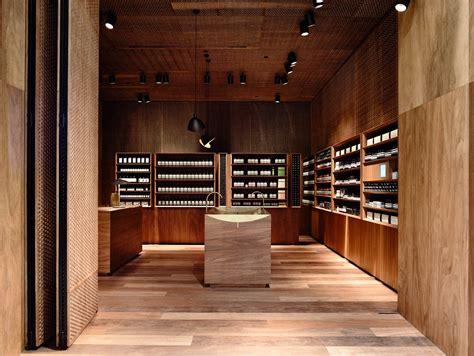 aesop emporium store pslab architecture lab