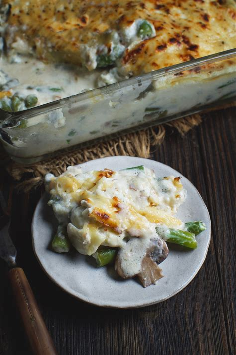 carb green bean mushroom casserole recipe simply
