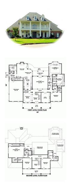 house plan 77884 plantation house plan 77884 bedrooms house and bath