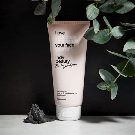 Clear Skin Up With Mud by Hudv 229 Rdsrutin Indy Veganskt Hudv 229 Rdsvarum 228 Rke