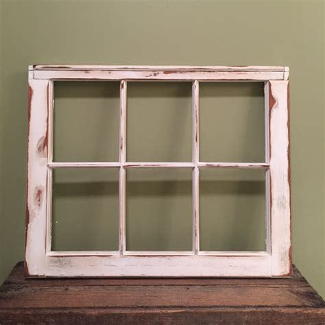 thrifty decorating old windows as wall decor vintage window frame distressed window frame window frame