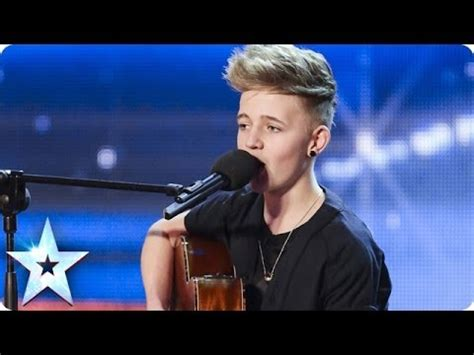 14 Year Old Songwriter Bailey Mcconnell Impresses With His