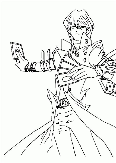 coloring pages yugioh free printable yugioh coloring pages for kids