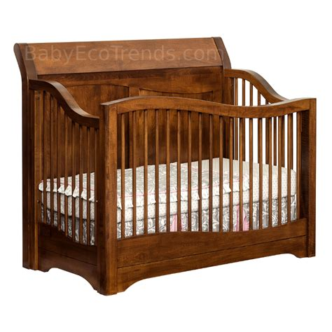Amish Baby Cribs by Trenton 4 In 1 Convertible Baby Crib Made In Usa Baby