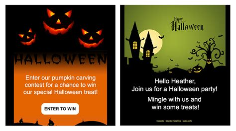 tricks amp treats 5 ways to sweeten your email marketing