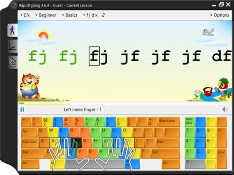 tutorial online rapid typing typing tutor download