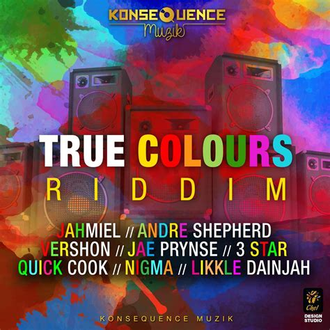true colors album true colours riddim promo cd mp3 buy tracklist