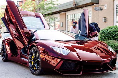 Lamborghini Careers Lamborghini Aventador With A Gorgeous Paint