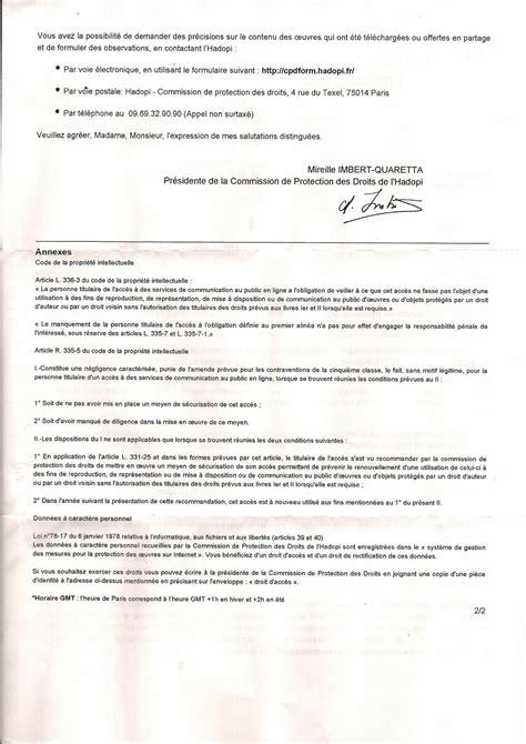 Exemple De Lettre De Motivation Organisation Internationale Doc Exemple Lettre Hadopi