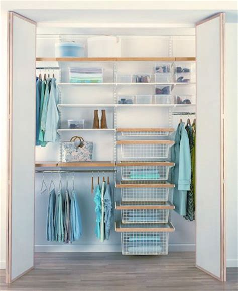 Wardrobe Interior Solutions by 25 Best Ideas About Elfa Closet On
