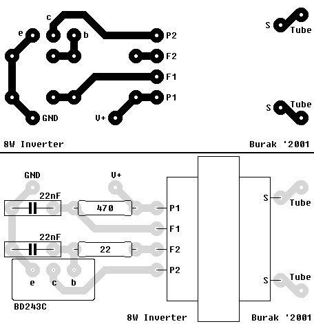 12v to 240 inverter diagram 12v get free image about