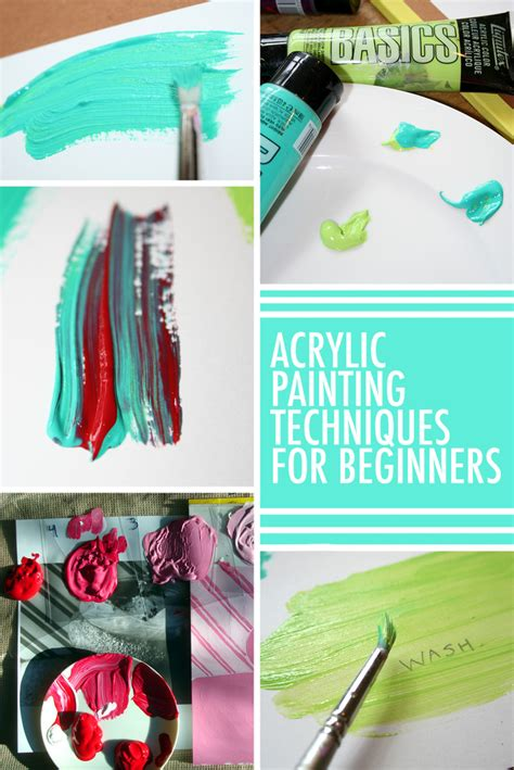 acrylic painting exercises 8 abstract watercolor techniques to try