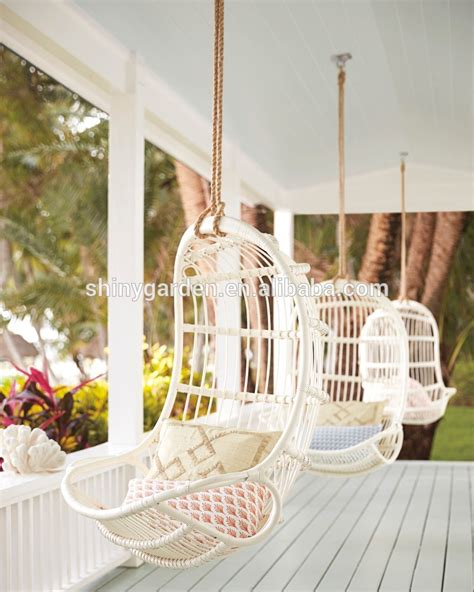 Hanging Swing From Ceiling by Outdoor Indoor Swing Chair Ceiling Hanging Rattan Chair