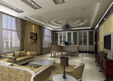 Living Room Ceiling by Living Room Ceiling Design 3d House