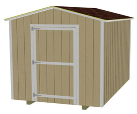 Materials Needed To Build A Shed by 8x16 Shed Plans Free Materials Cut List Shed Building
