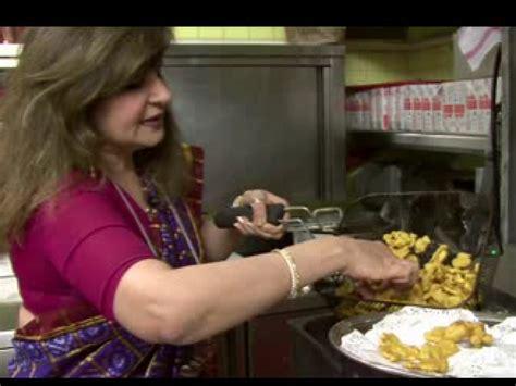 sexe en cuisine cuisine indienne r 233 ussir les beignets de chou fleur