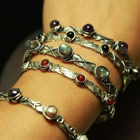 Handmade Jewellery Manchester - 17 best images about silver wire on