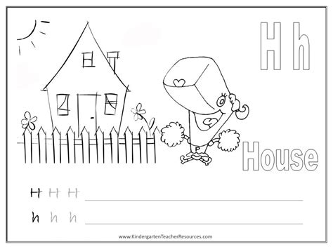 abc printable worksheets new calendar template site alphabet letter h worksheets