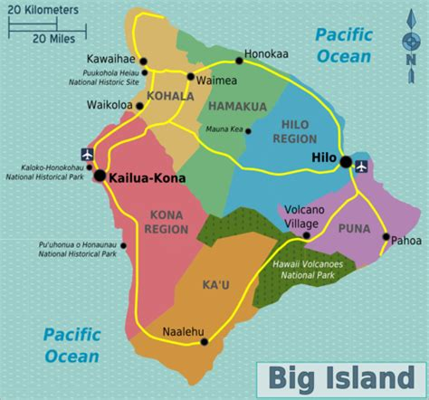 Big Island ? Travel guide at Wikivoyage