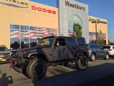 Westbury Chrysler Dodge Jeep Rockyridge Wrangler Only At Westburyjeep Yelp