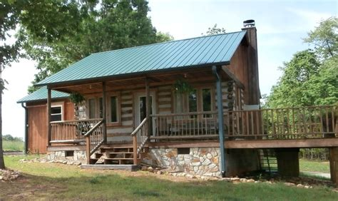 Handmade Log Cabin - handmade log cabin on 75 wooded acres vrbo