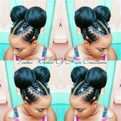Hairstyles Buns How To by Best 25 Braided Buns Ideas On How To Braid