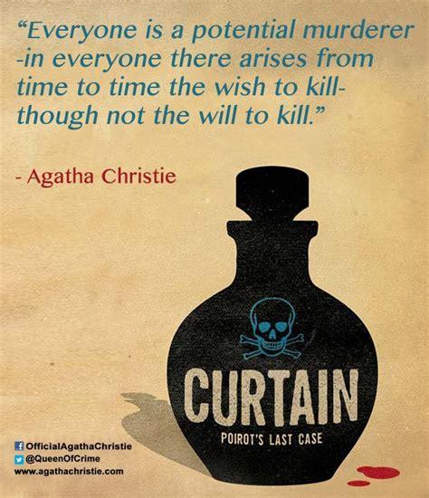 agatha christie curtain 1000 ideas about agatha on pinterest meurtre la mort