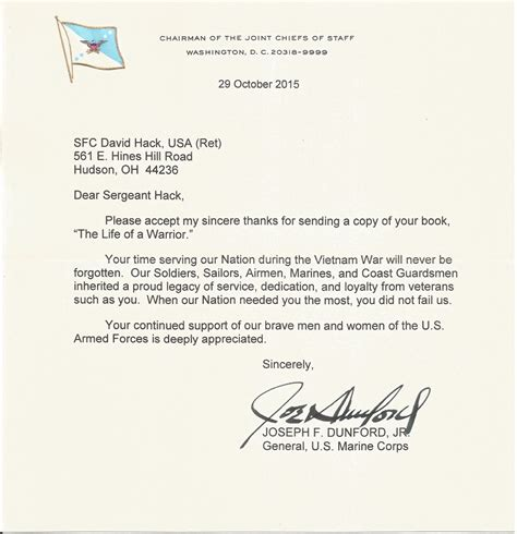 Ranger Letter Of Intent Exle Book Reviews Of The Of A Warrior Us Wings