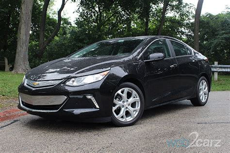 2017 Chevrolet Volt Premier by 2017 Chevrolet Volt Premier Review Web2carz